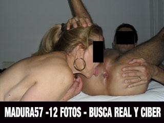 12 Fotos. Marta 57 a�os. Contacto Real Verificado. Busca para Ciber y Real...Pulsa Aqui!