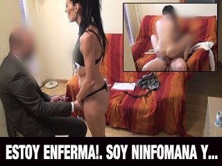 Estoy Enferma: Soy Adicta al Sexo y NINFOMANA...ver video...Pulsa Aqui!...Carla.
