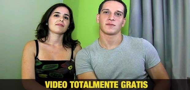 Video Totalmente Gratis de 32 Minutos: Dafne y Alex...Polvazo Amateur 100% y Espa�ol por Bruno y Maria