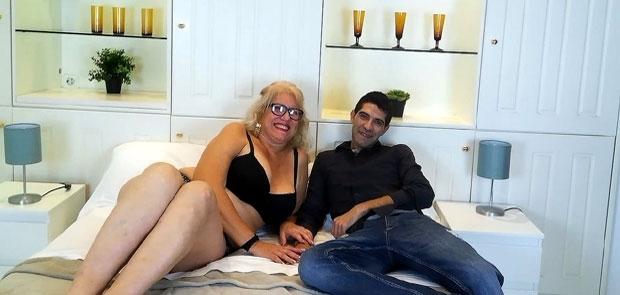 Señora Fina, 63 años. Dispuesta a Follarse a un Pichon sediento de Sexo