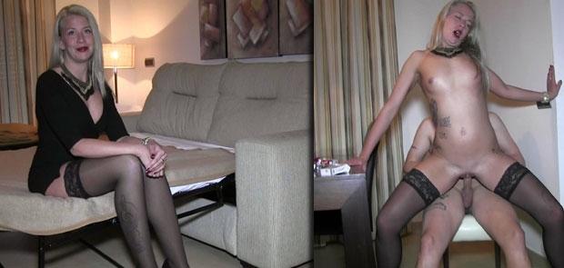 Las pijas tambi�n quieren hacer porno: Mayka es una TIA PRECIOSA Y VICIOSA!