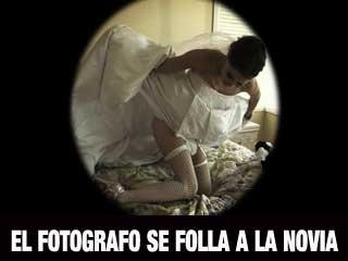 Se acuesta con el Fotografo de su Boda mientras su Marido sale un Momento...Pulsa Aqui!