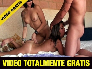Video TOTALMENTE GRATIS de 30 Minutos. En la cama juntos: Virginia, Raquel y Alberto...Pulsa Aqui!