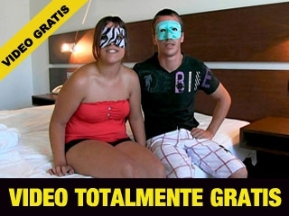 Video Totalmente Gratis de 30 Minutos. Otra Pareja de Novios de 19 a�os para Bruno y Maria- Pulsa Aqui!